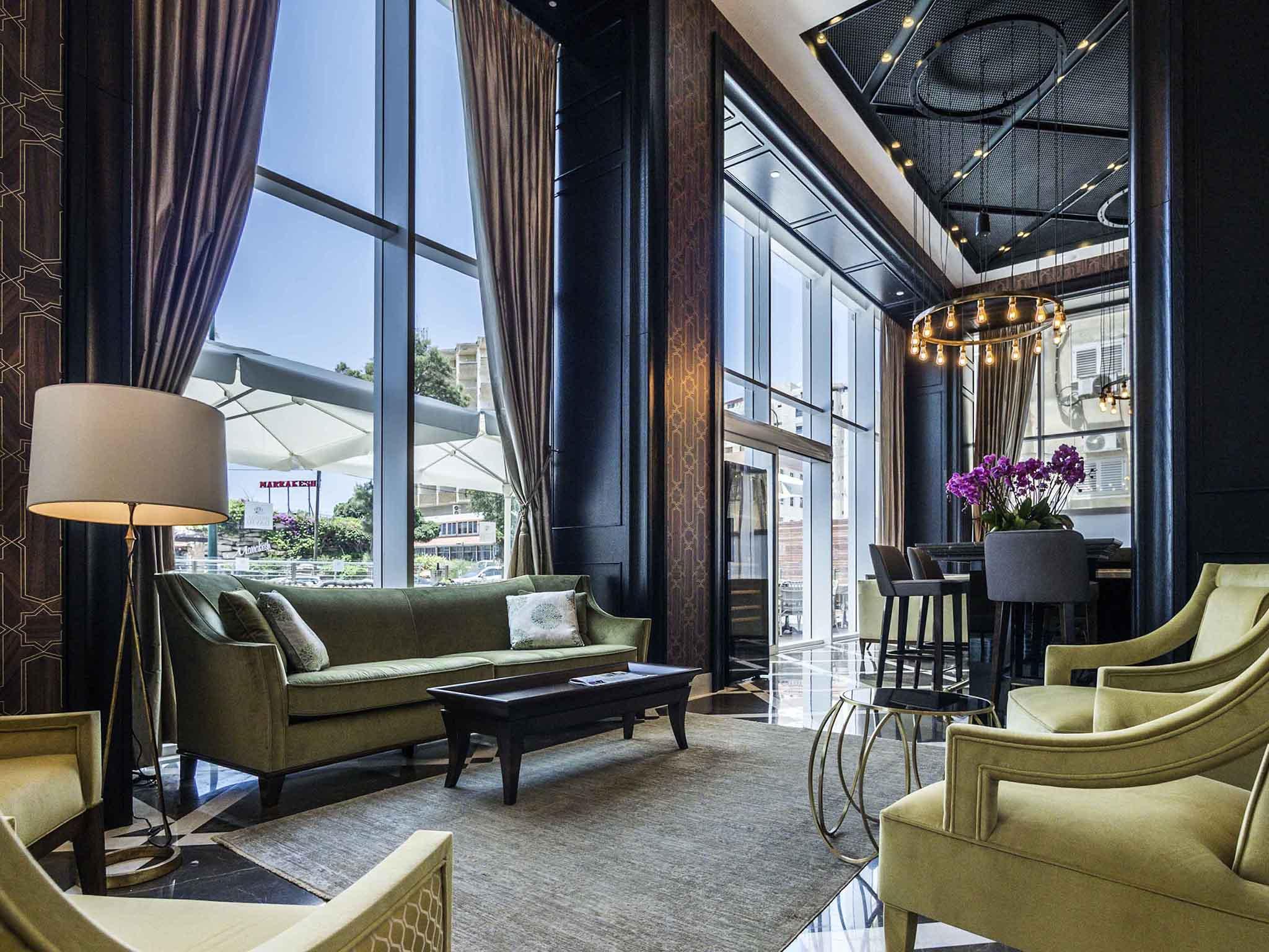 Hotel David Tower