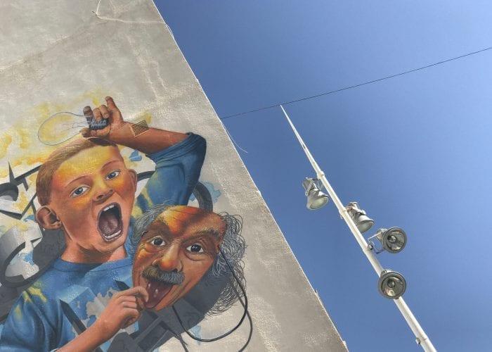 Graffiti in Netanya