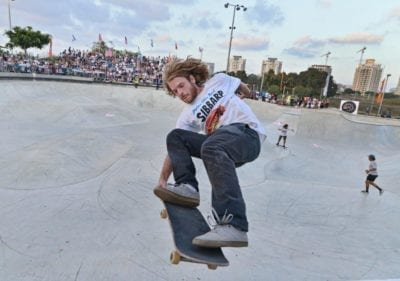 Netanya Skatepark