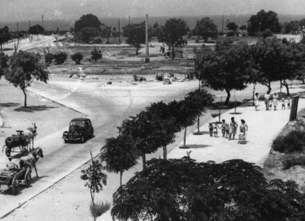 Netanya history