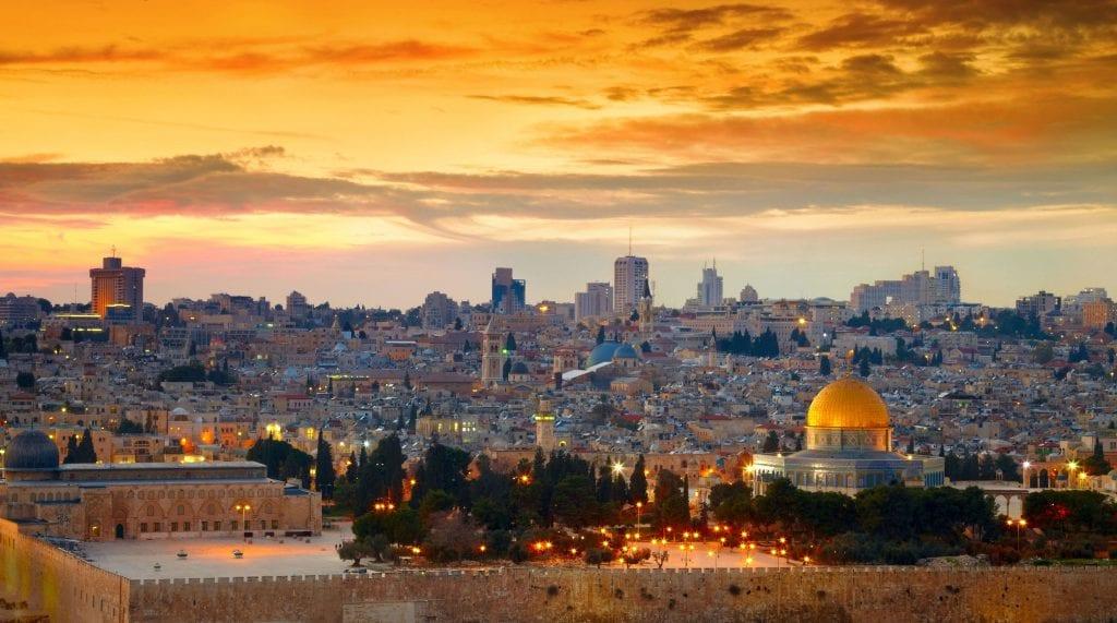 Israel tourism