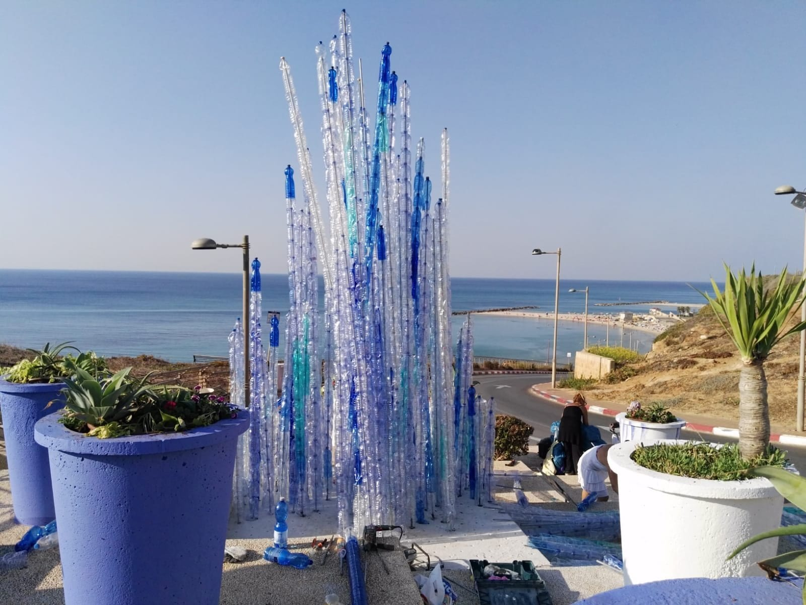environmental sculpture
